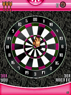 Download free mobile game: Sеxy Darts - download free games for mobile phone.