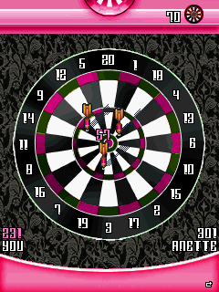 Download free game for mobile phone: Sеxy Darts - download mobile games for free.