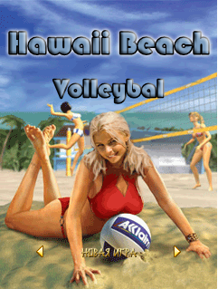 Hawaii Beach Volleyball