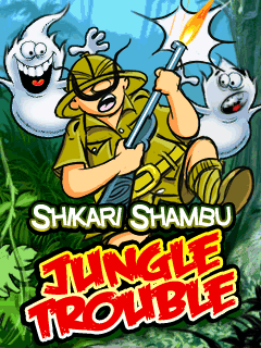 Shikari Shambu Jungle Trouble