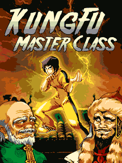 Kung Fu Master Class