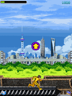 Download free mobile game: Kung Fu Master Class - download free games for mobile phone.