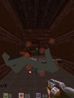 Download free mobile game: Quake 2 - download free games for mobile phone.