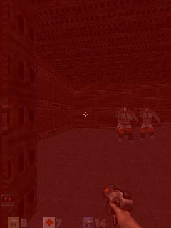 Mobile game Quake 2 - screenshots. Gameplay Quake 2.