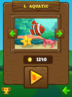 Download free mobile game: Zoo Town - download free games for mobile phone.