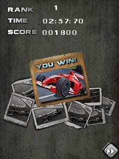 Mobile game Formula Race - screenshots. Gameplay Formula Race.