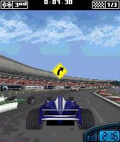 Jeu mobile La Formule GP Les Courses - captures d'écran. Gameplay Formula GP Racing.