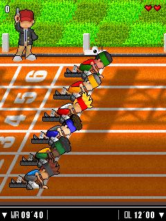 Download free mobile game: Absolute Summer Sports 2012 - download free games for mobile phone.
