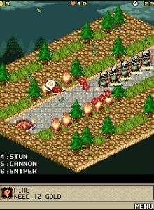 Download free game for mobile phone: Tower Tactics - download mobile games for free.