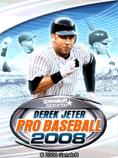 Download free Derek Jeter Pro Baseball 2008 - java game for mobile phone. Download Derek Jeter Pro Baseball 2008