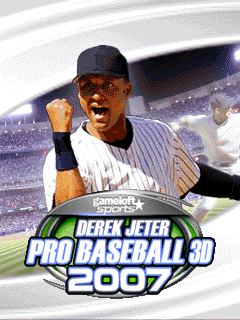 Download free Derek Jeter Pro Baseball 3D 2007 - java game for mobile phone. Download Derek Jeter Pro Baseball 3D 2007