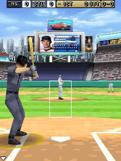 Download free game for mobile phone: Derek Jeter Pro Baseball 3D 2007 - download mobile games for free.