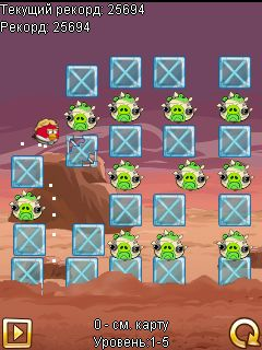 Download free game for mobile phone: Angry Birds: Star Wars - download mobile games for free.