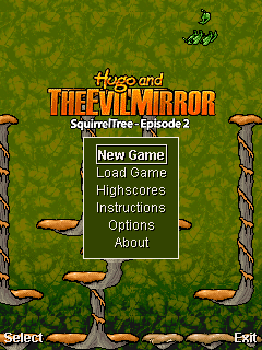 Download free mobile game: Hugo Evil Mirror: Squirrel Tree - Episode 2 - download free games for mobile phone.