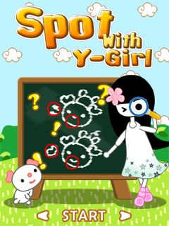 Spot With Y-Girl