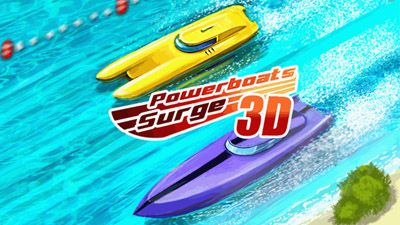 Powerboats Surge 3D