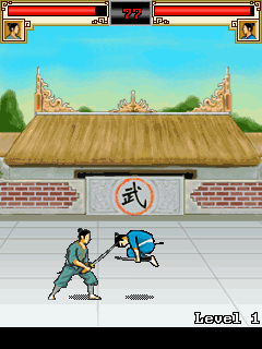 Mobile game Flurry Three: Arcade Fightings - screenshots. Gameplay Flurry Three: Arcade Fightings.