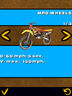 Download free mobile game: Motocross Racer - download free games for mobile phone.