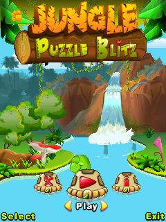 Jungle Puzzle Blitz