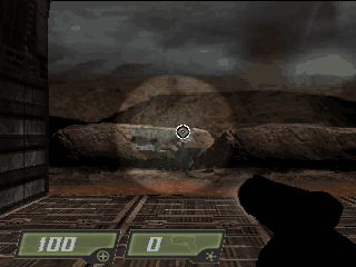 Jeu mobile Quake 4 - captures d'écran. Gameplay Quake 4.