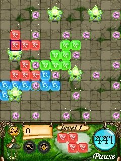 Download free mobile game: Jewel Land - download free games for mobile phone.