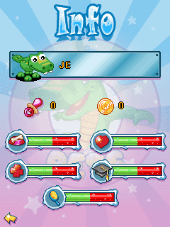 Download free mobile game: Goosy Pets Croc - download free games for mobile phone.