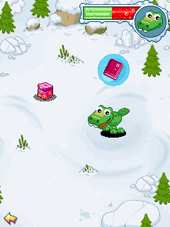 Download free game for mobile phone: Goosy Pets Croc - download mobile games for free.