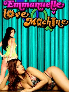 Emmanuelle: Love machine