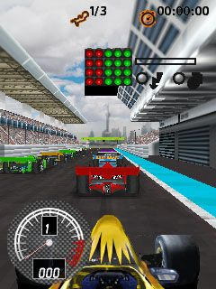 Download free mobile game: Formula Racing Pro 3D - download free games for mobile phone.
