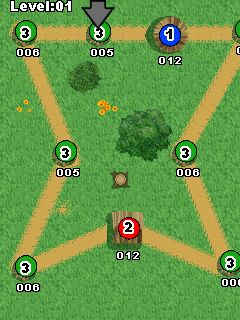 Download free game for mobile phone: Kamikaze Tribes - download mobile games for free.