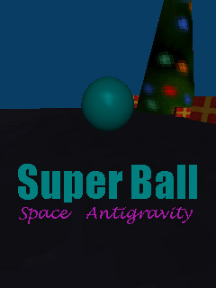 Super ball - Space Antigravity
