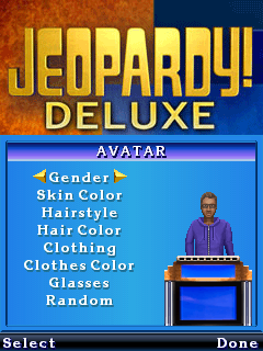 Download free mobile game: Jeopardy! Deluxe - download free games for mobile phone.