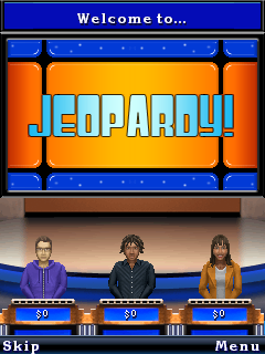 Download free game for mobile phone: Jeopardy! Deluxe - download mobile games for free.