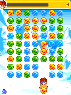 Mobile game Puzzle Paradise - screenshots. Gameplay Puzzle Paradise.