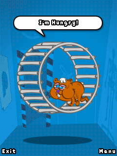 Download free mobile game: Lab Hamster Tamagochi - download free games for mobile phone.