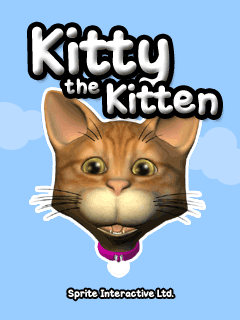 Kitty The Kitten Tamagochi