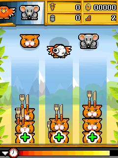 Mobile game Totomi - screenshots. Gameplay Totomi.