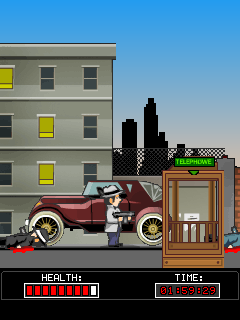 Download free game for mobile phone: Chicago Underground - download mobile games for free.