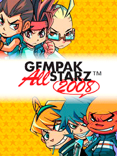 Gempak All Starz 2008