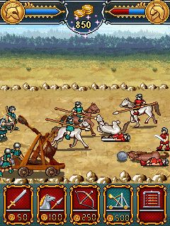 Download free mobile game: Tower of Glory - download free games for mobile phone.
