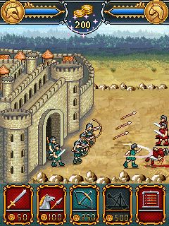Download free game for mobile phone: Tower of Glory - download mobile games for free.