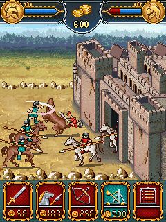 Mobile game Tower of Glory - screenshots. Gameplay Tower of Glory.