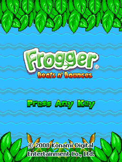 Frogger: Beats'n'Bounces