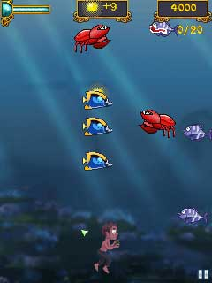 Download free game for mobile phone: Mermaid's Treasure - download mobile games for free.