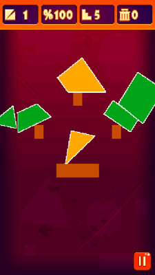 Download free game for mobile phone: Cut The Box - download mobile games for free.