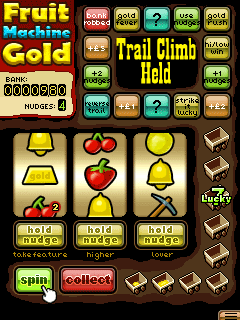 Download free mobile game: Fruit Machine Gold - download free games for mobile phone.