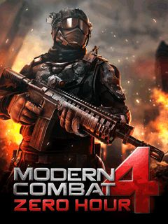 Download free Modern Combat 4: Zero Hour - java game for mobile phone. Download Modern Combat 4: Zero Hour