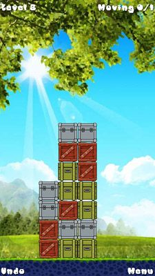 Download free game for mobile phone: Move the box - download mobile games for free.