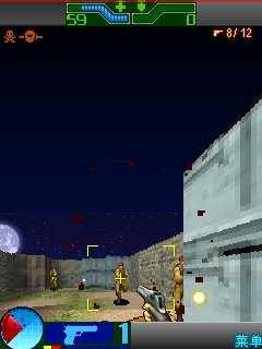 Mobile game Counter-Strike 2 3D - screenshots. Gameplay Counter-Strike 2 3D.