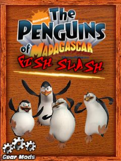 The Penguins Of Madagascar: Fish Slash